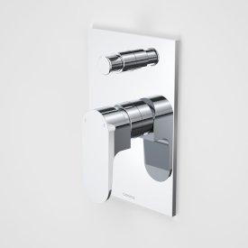 Track Bath/Shower Mixer with Diverter
