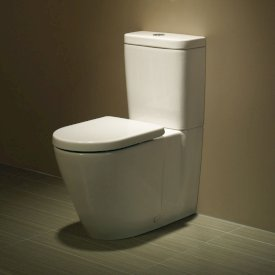 Seido Wall Faced Close Coupled Toilet Suite