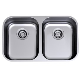 Monaco Double Bowl Undermount