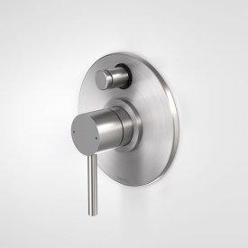 Titan Stainless Steel Bath/Shower Mixer with Diverter
