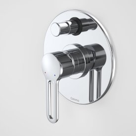 Cirrus Bath/Shower Mixer with Diverter