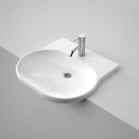 Opal Sole Semi Recessed Basin