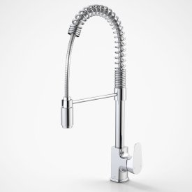 Viridian Pull Down Sink Mixer
