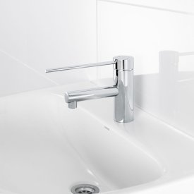 Pin Lever Care Basin Mixer