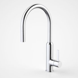 Vixen Retractable Sink Mixer Chrome