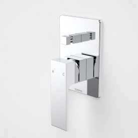Aura Bath/Shower Mixer with Diverter