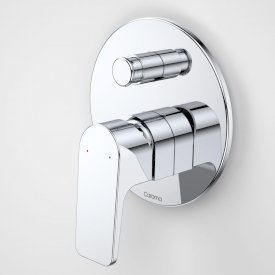 Morgana Bath/Shower Mixer with Diverter Round