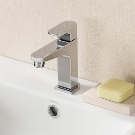 Track Mini Basin Mixer