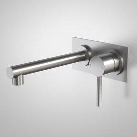 Titan Stainless Steel Wall Basin Mixer