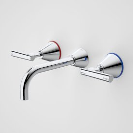 Elegance Lever Bath Set