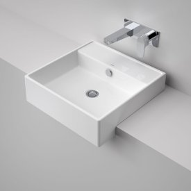 Teo 460 Semi Recessed Basin
