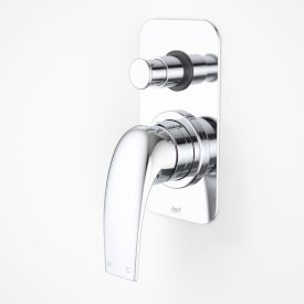 Hugo Bath/Shower Mixer with Diverter