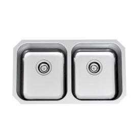Polar Double Bowl Undermount