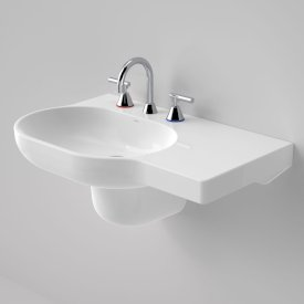 Opal 720 Wall Basin Right Hand Shelf