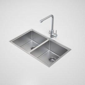 2 Bowl Kitchen Sink