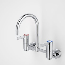 G Series+ Exposed Wall Sink Set