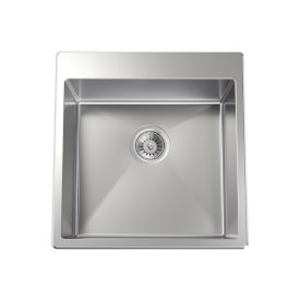 Square 35L Laundry Sink