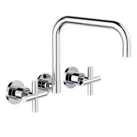 Cross Wall Sink Set