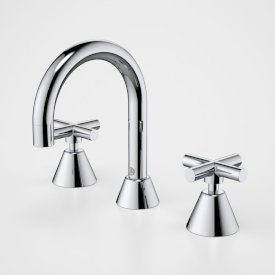 Coolibah Classic Cross Basin Tap Set