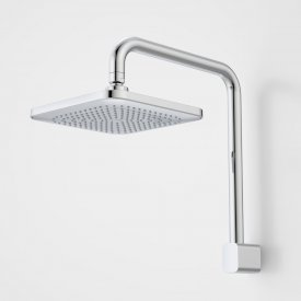 Contemporary Fixed Overhead Shower