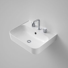 Sculptural Wall Basin 1 Taphole 500mm