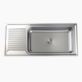 Punch Mega Bowl Sink