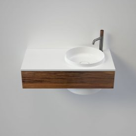 Elvire 900 Wall Basin - Tasmanian Blackwood