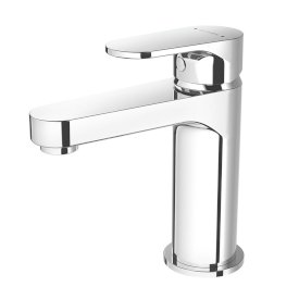 Glide Basin Mixer - Chrome
