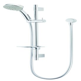 Amio 5 Function Rail Shower