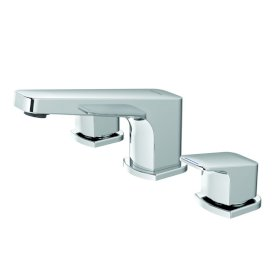 Waipori 3 Hole Hob Mounted Basin Set