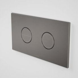 Invisi Series II® Round Dual Flush Plate & Buttons