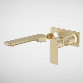 Urbane II 180mm Wall Basin / Bath Trim Kit - Rectangular Cover Plate