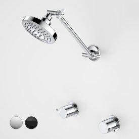 Luna Lever Shower Tap Set