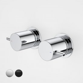 Luna Lever Wall Handle Set