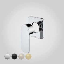 Luna Bath/Shower Mixer Trim Kit