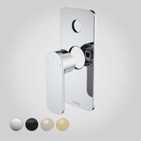 Luna Bath/Shower Mixer with Diverter Trim Kit