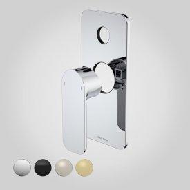Luna Bath/Shower Mixer with Diverter Trim Kit