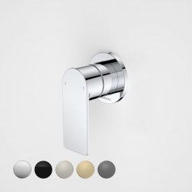 Urbane II Bath / Shower Mixer - Round Cover Plate