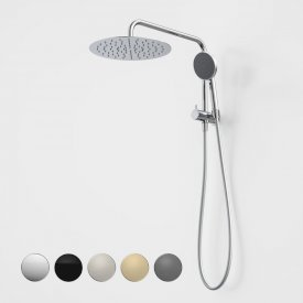 Urbane II Compact Twin Shower