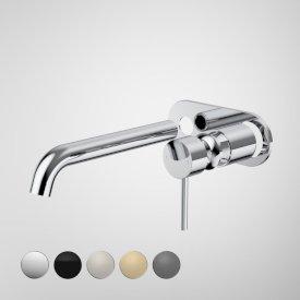 Liano II 210mm Wall Basin / Bath Trim Kit (Round Cover Plate)
