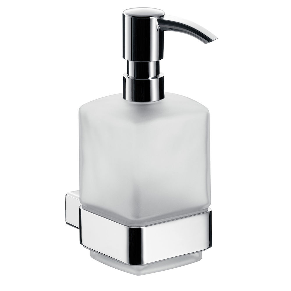 Bathroom Accessories - Loft - Emco Loft Glass Soap Dispenser
