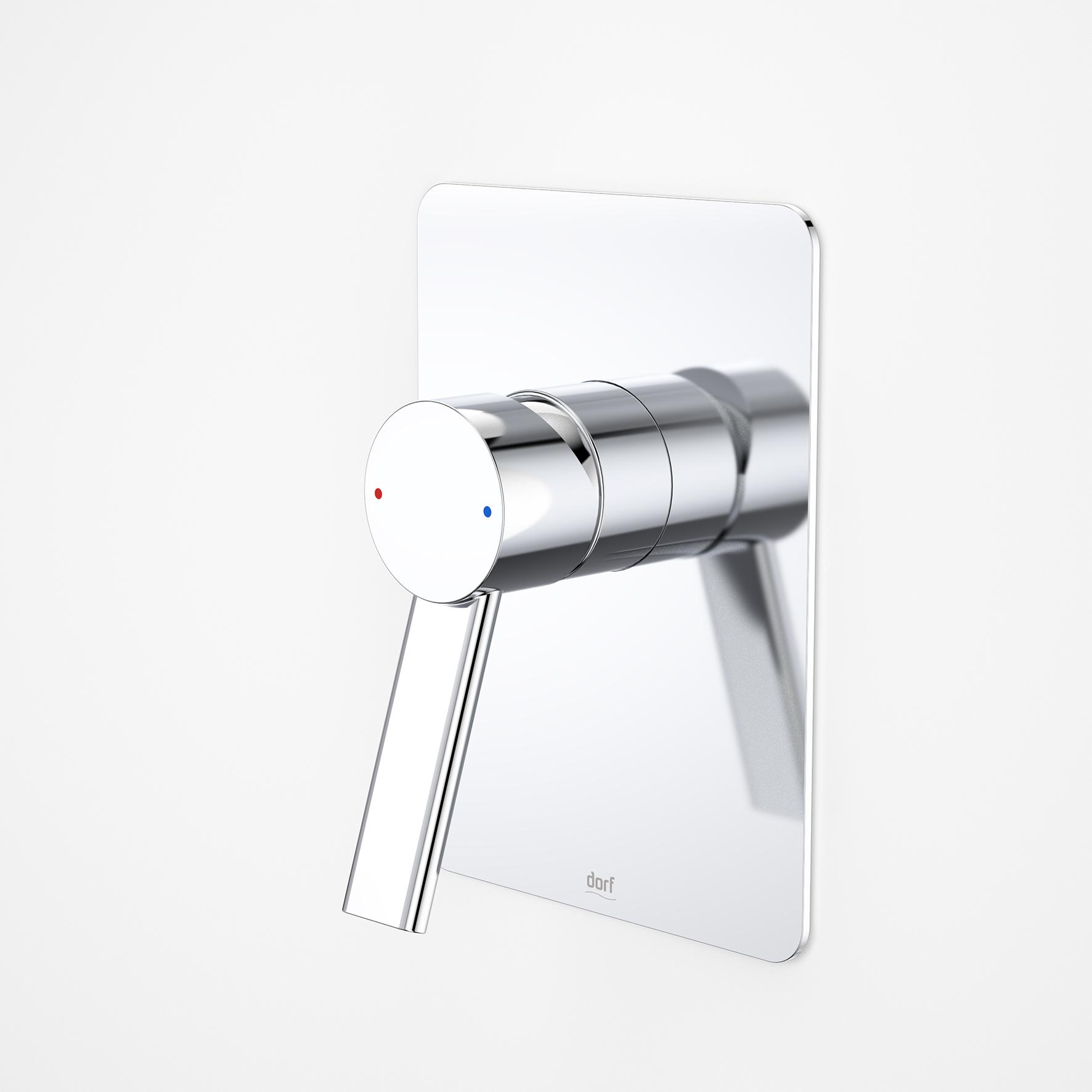 Mixer Taps - Villa - Villa Bath/Shower Mixer